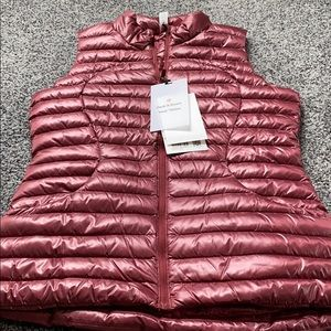 lululemon athletica pack it down vest
